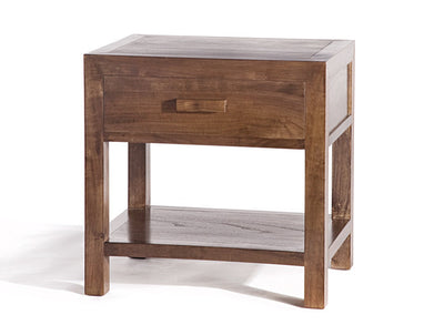 Indigo End Table