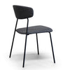 Lucy Modern Upholstered Dining Chair, Set of 2