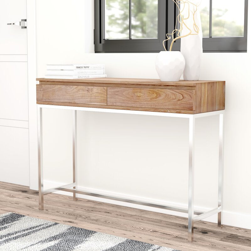 Soho Small Console Table