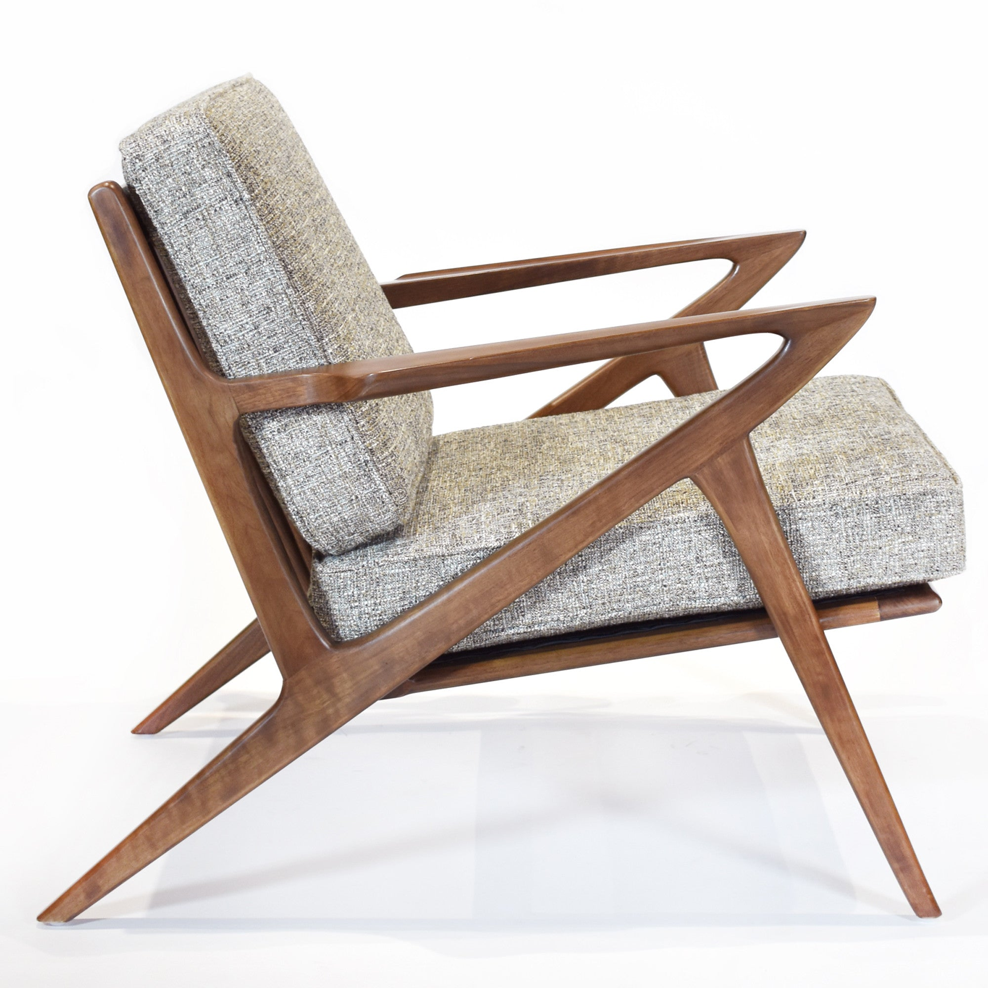 Zach Mid Century Lounge Chair