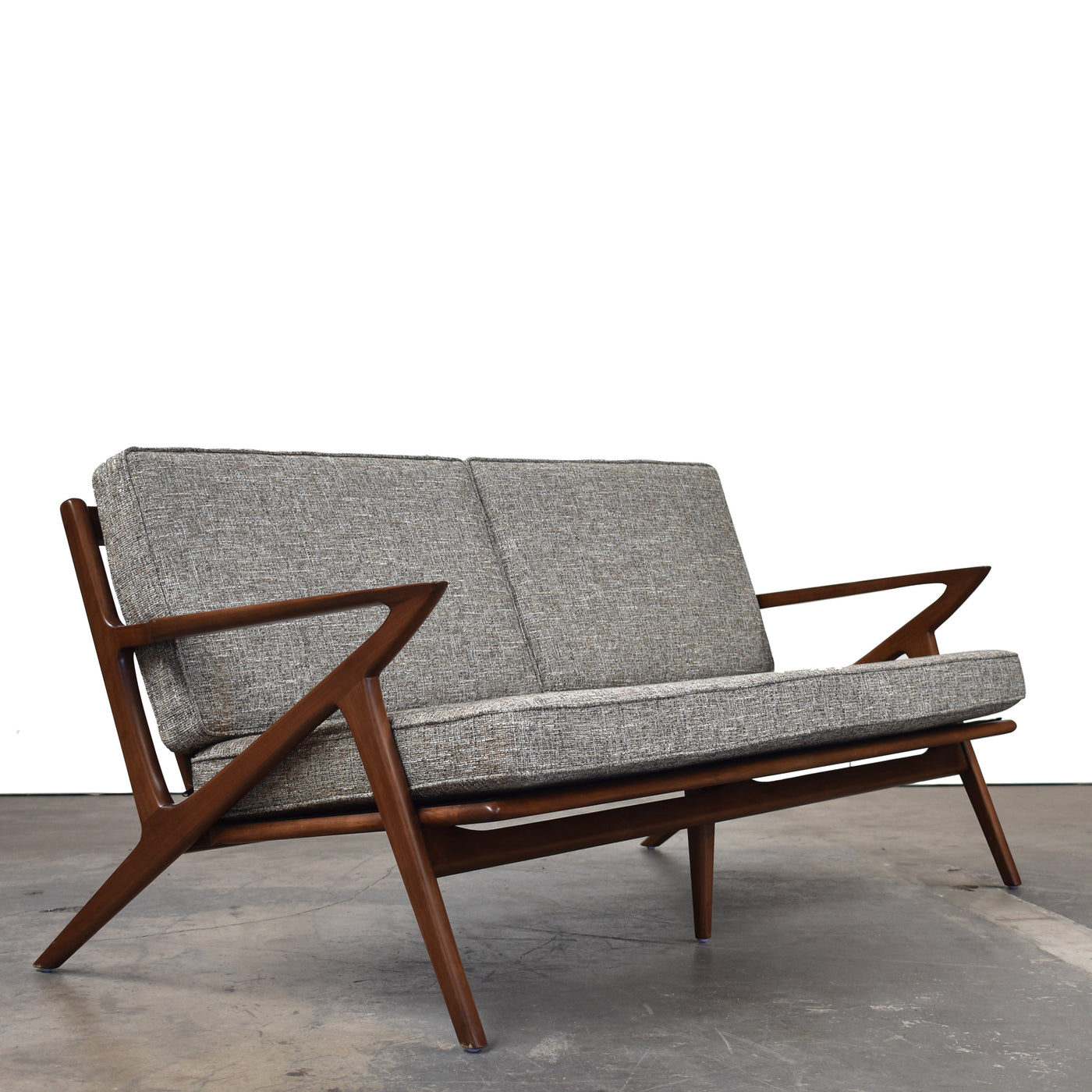 What Is Mid Century Furniture mid-century modern owen lounge chair from gingko - gingko home