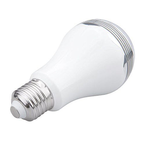 FluxSmart Blast - White LED Light Bulb With Bluetooth Speaker