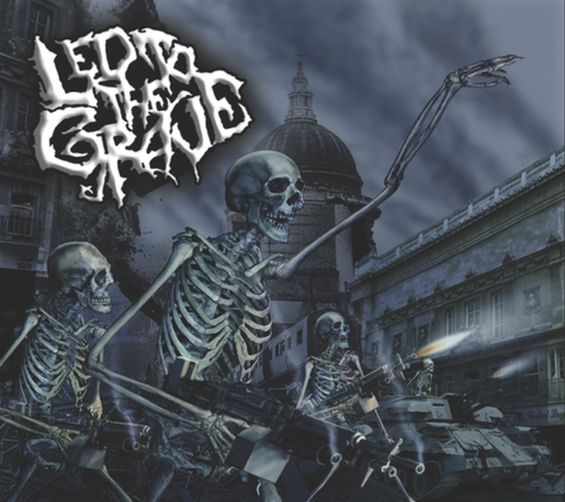 Led To The Grave - S/T DigiPack