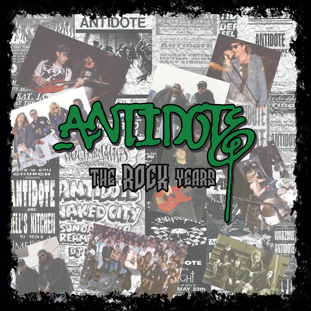 Antidote - The Rock Years