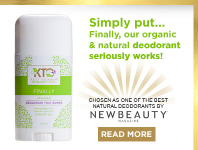 Award Winning Natural Deodorant