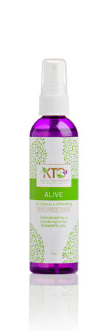 Alive – Natural Rose Water Toner