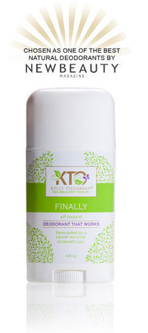 Finally - Natural Deodorant That SERIOUSLY Works