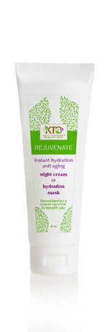 Rejuvenate – Anti Aging Night Cream / Hydration Masque