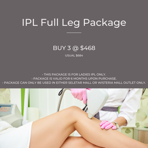 IPL Full Leg Package