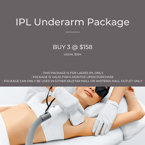 IPL UnderArm Package