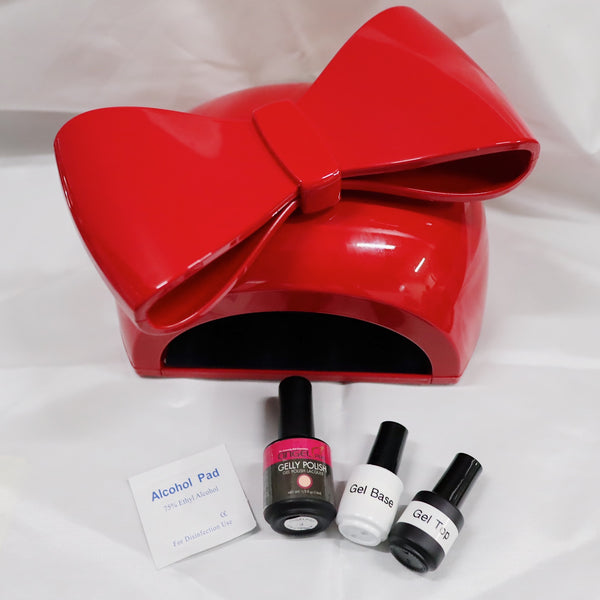 TNS Stay Home Mini Gel Polish Set