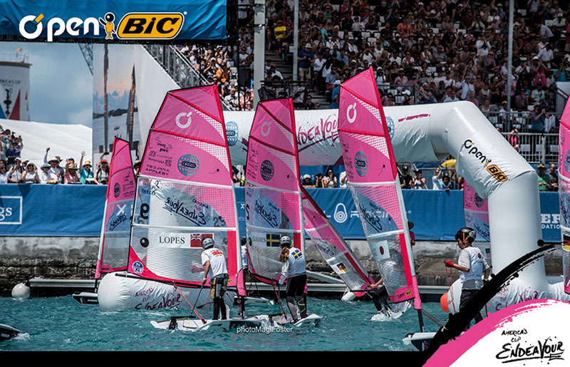 America's Cup 35 - Open BIC