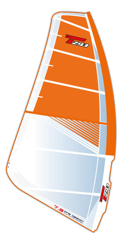 BIC Sail one design 7.8 M2