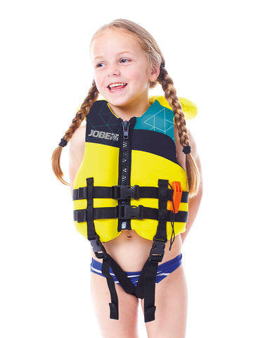 Neoprene Safety Vest Youth