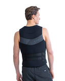 Neoprene Vest Men Black