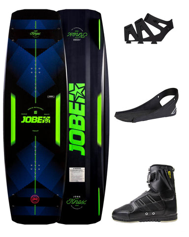 Knox Wakeboard & Drift Bindings Set