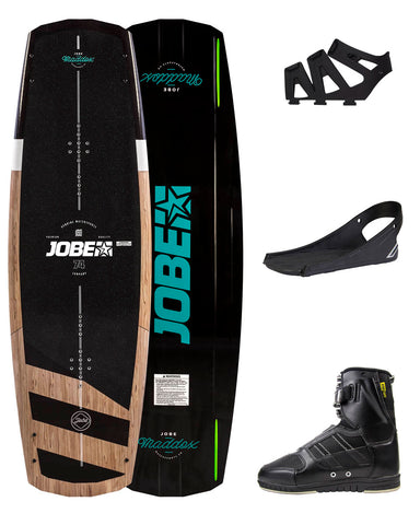 Maddox Wakeboard & Drift Bindings Set