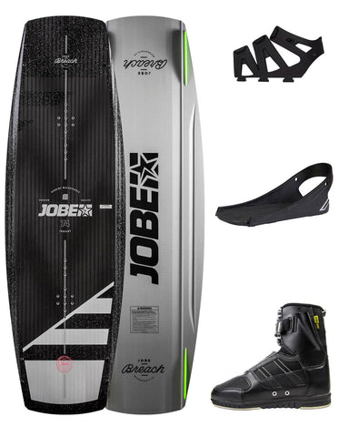 Breach Wakeboard & Drift Bindings set