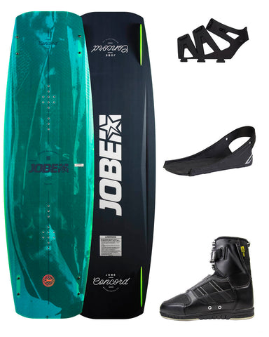 Concord Wakeboard & Drift Bindings set