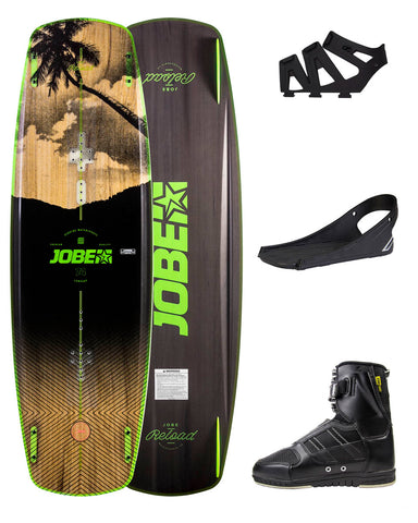Reload Wakeboard & Drift Bindings