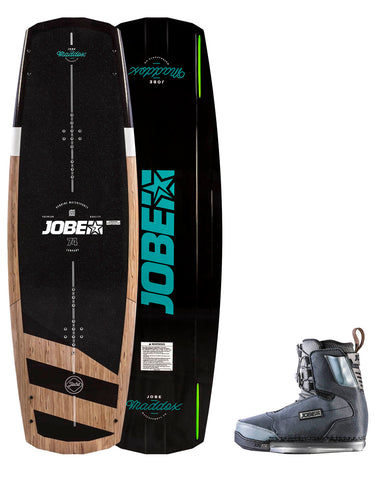 Maddox Wakeboard & Charge Bindings Set