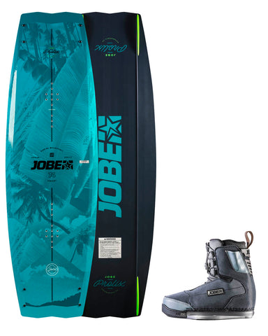 Prolix Wakeboard & Charge Bindings set