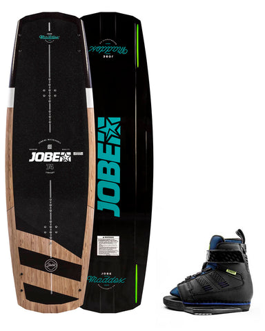 Maddox Wakeboard & Repulblik Bindings Set