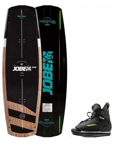 Maddox Wakeboard & Unit Bindings Set