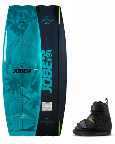 Prolix Wakeboard & Host Bindings set