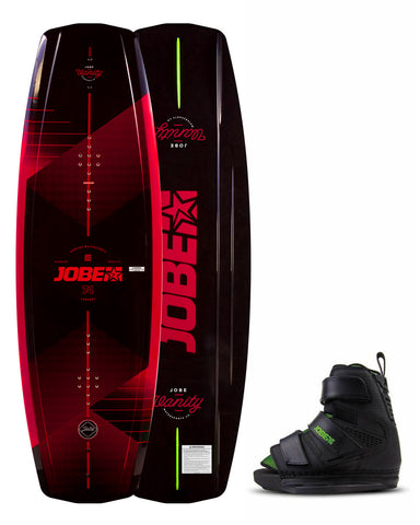Vanity Wakeboard & Host bindings