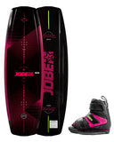 Vanity Wakeboard Women & Host Pink Set