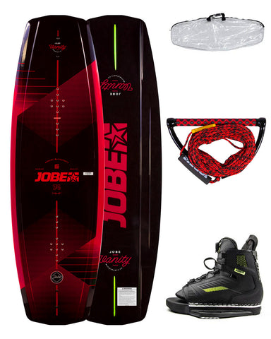Vanity Wakeboard & Unit bindings package