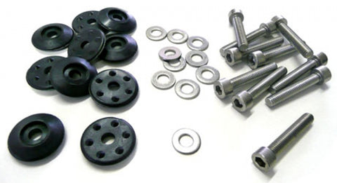 SCREW SET FOR BEACH BOARDS BIC Sport - 31643