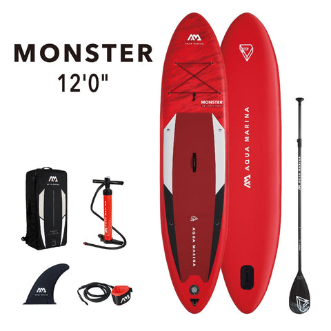 "Aqua Marina SUP Monster 12'0"" 2021"