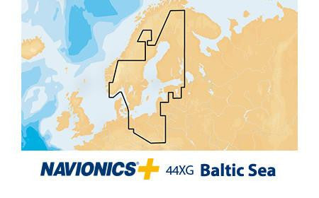 Navionics 44XG BALTIC SEA
