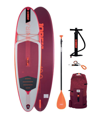 Jobe Aero Mira SUP Board 10.0 Package 2021