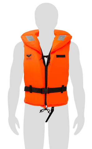 VIKING Lifejacket 100 N - Size 70 to 90 Kg