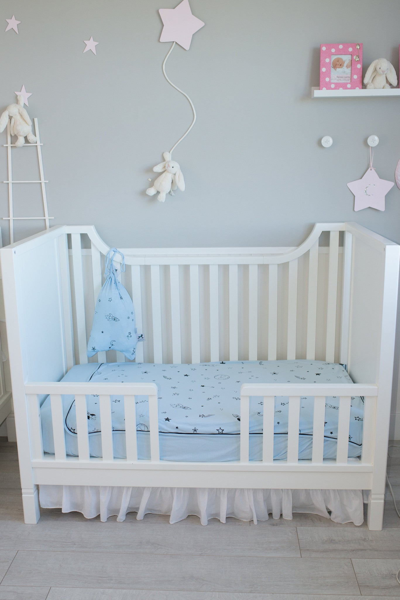 ideas gender nursery famous bedding unisex crib barn pottery neutral bed baby