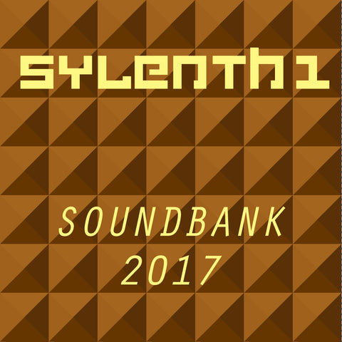 100 Sylenth1 Presets in one soundbank!