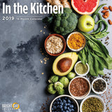 In the Kitchen 2019 Wall Calendar