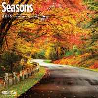 Seasons 2019 Wall Calendar