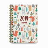 2019 Critters Planner