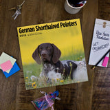 German Shorthaired Pointer 2019 Wall Calendar