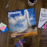 Yellowstone 2019 Wall Calendar