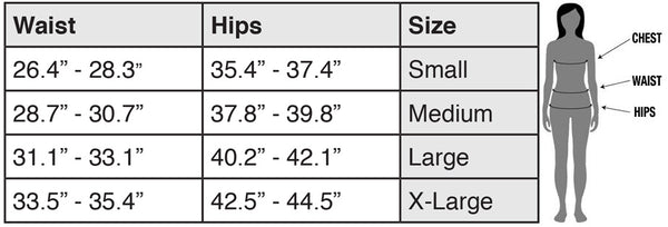 Cocoon Size Chart
