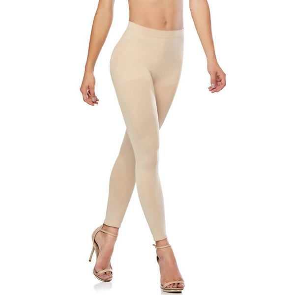 Mid-waist Shapewear Leggings