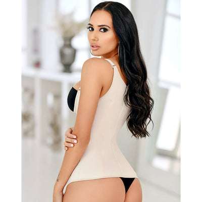 Waist Training Vest-Nude