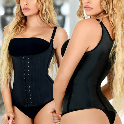 Waist Training Vest-Black