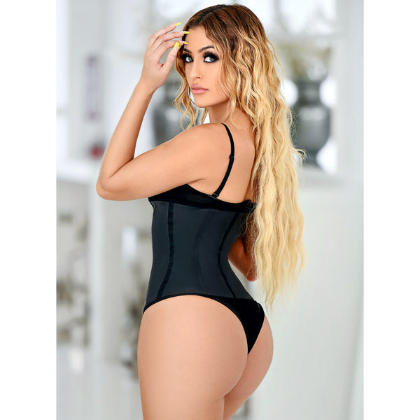 Extreme Waist Trainer 2 Hook Black