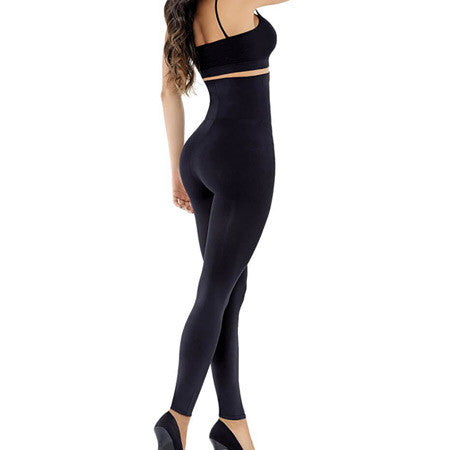 0a33e317a85 High Waist Shapewear Legging - Angel Curves
